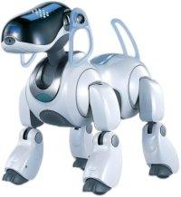 AIBO-ERS-7 Entertainment Robot