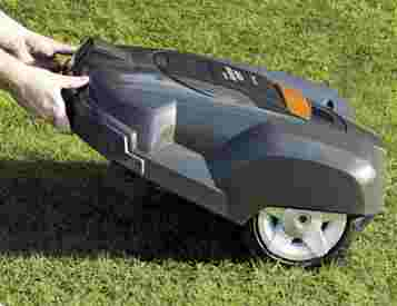Lawn Mower Robots