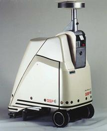 AutoVac 6 Industrial Vacuum Cleaner from ROBOSOFT