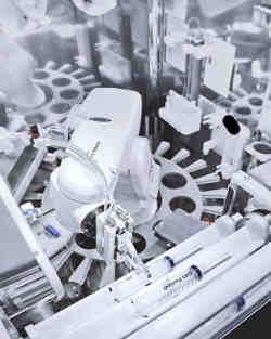 i.v. STATION by Health Robotics