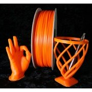 3D Printing ABS Filament - Orange